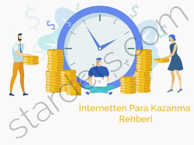 İnternetten Para Kazanmak için En İyi 7 Yöntem