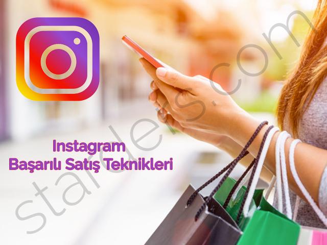 instagram-icin-basarili-satis-teknikleri