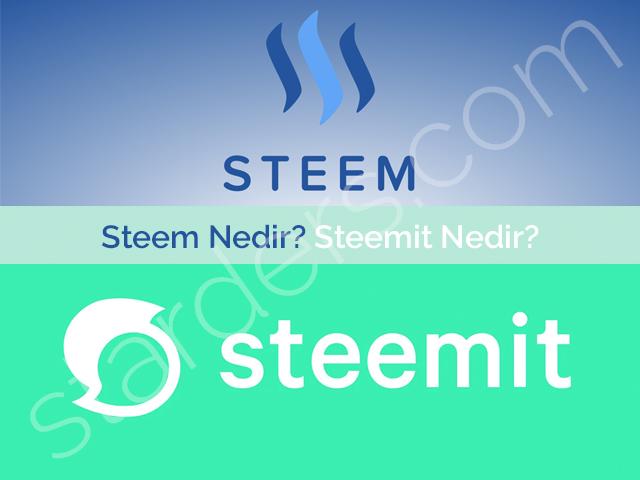 Steem Nedir? Steemit Nedir? Nasıl Kullanılır?